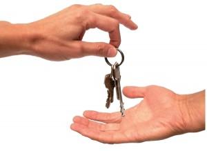 Remises des clés